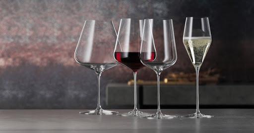 Les verres SPiegelau : ultra fin pour une dégustation parfaite de vos vins.